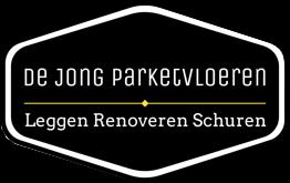 De Jong Parketvloeren logo